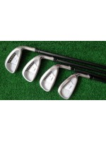 TaylorMade RAC HT 10S Graphite Iron Set Regular