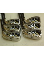 Cobra S3 Max 6S Graphite Iron Set Stiff