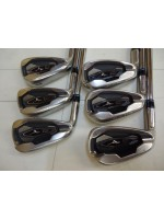 Mizuno JPX E600 6S Steel Iron Set Stiff - LEFT HANDED