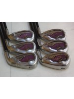 XXIO 2010 Model 6S Graphite Iron Set - Ladies