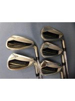PRGR Red Titan Face 5S Steel Iron Set M-37