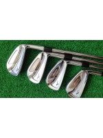 Mizuno MP-59 6S Steel Golf Iron Set Stiff