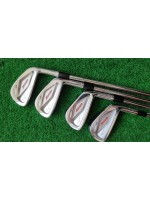 Mizuno MP-63 7S Steel Golf Iron Set Stiff