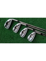 TaylorMade Tour Burner 6S Steel Golf Iron Set Stiff