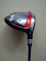NIKE Victory Red STR8-FIT Forged 9.5* Driver Stiff