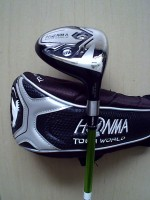 Honma TW727 Wood 5 Regular YA55 Shaft
