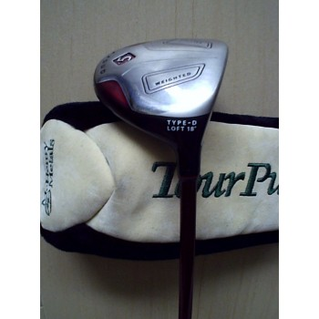 Onoff Fairway Arms 2012 Type-D Wood 5 Stiff