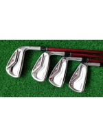 TaylorMade R9 Forged 6S Graphite Golf Iron Set Regular