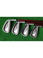 TaylorMade R9 Max 6S Graphite Golf Iron Set Regular