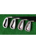 OnOff 2004 6S Graphite Golf Iron Set Regular