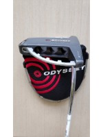 Odyssey White Steel Tri-Ball SRT Putter 34""