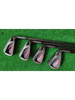 Callaway Razr X Black 6S Graphite Iron Set Regular