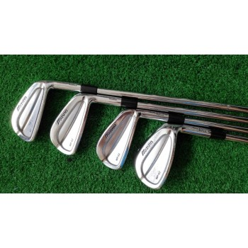 Mizuno MP-62 7S Steel Iron Set Stiff