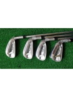 BRAND NEW TaylorMade M1 2017 7S Steel Iron Set Regular