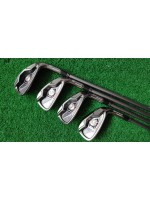 TaylorMade Burner Forged 6S Graphite Iron Set Stiff