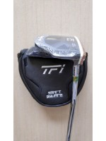 BRAND NEW Cleveland TFI HALO Smart Square Golf Putter 34""
