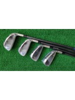 BRAND NEW Cleveland Launcher HB 6S Graphite Golf Iron Set Regular