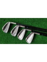 Mizuno JPX E600 Forged 5S Graphite Golf Iron Set Regular