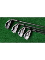 TaylorMade Burner Forges 6S Graphite Golf Iron Set Regular (Bassara)