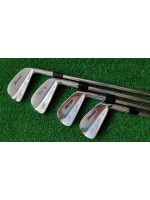 Mizuno MP-37 8S Steel Iron Set Stiff