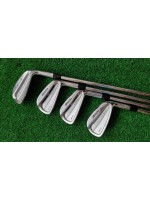 Mizuno MP-52 6S Steel Iron Set Stiff (DG)