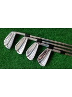 Mizuno MP-58 7S Steel Golf Iron Set Stiff