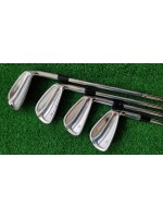 Mizuno MP-58 7S Steel Golf Iron Set Stiff (DG)