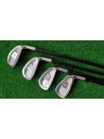 OnOff+ 2007 Forged 6S Graphite Golf Iron Set Regular