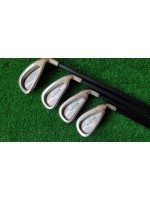 Callaway Big Bertha Steelhead X-14 7S Graphite Golf Iron Set Regular