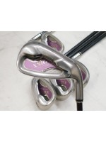 XXIO 2010 MP600L 6S Graphite Iron Set Ladies