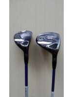 Titleist 913F Golf Wood 3 R & Hybrid 3 R