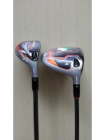 Cobra AMP Golf Wood 3 S & Hybrid 3 R