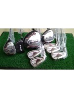 BRAND NEW Callaway Strata Men Set Deal (Complete with Bag) Left-Handed