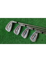 BRAND NEW Cobra F9 One Length 6S Steel Golf Iron Set Regular