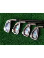 BRAND NEW Cleveland CG 2018 7S Graphite Iron Set Regular
