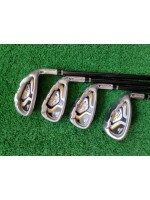 Cobra S3 Max 6S Graphite Golf Iron Set Stiff