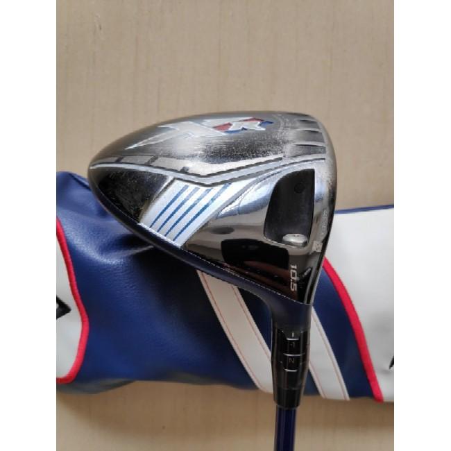 Callaway XR 10 5* Golf Driver Stiff Regular