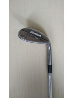 Cleveland CG15 SatinChrome ZIP Grooves 54* Wedge