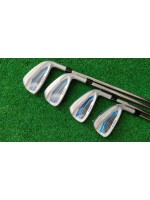 BRAND NEW Cleveland Launcher CBX 6S Steel Golf Iron Set Regular