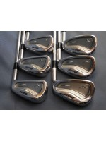 Mizuno MP H4 6S Steel Iron Set Stiff