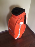 Puma Cart Bag Orange