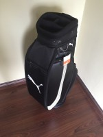 Puma Cart Bag Black