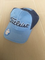 Titleist Contrast Cap - Light / Dark Blue