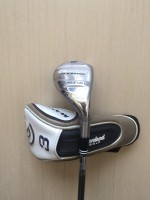 Cleveland Mashie Hybrid 3 Stiff Regular (Japan Spec)