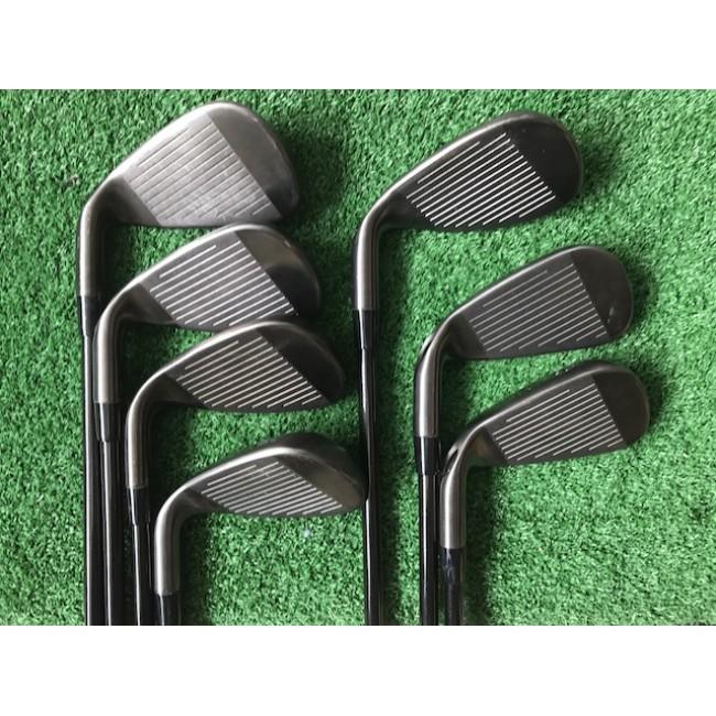 The golf club reviews: 11-piece x24 golf club set with regular.