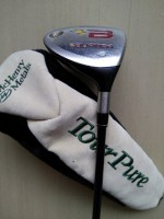 Taylormade Burner 2008 Wood 5 Stiff Regular