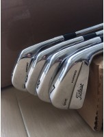 Titleist MB 710 Forged Iron Stiff