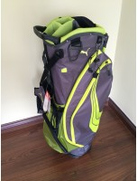 Puma Form Stripe Stand Bag Green